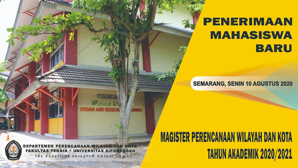 The Welcoming Event for New Students, Semester 1 Intake, 2020-2021